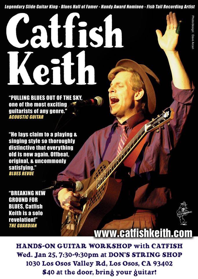 catfish-keith-poster